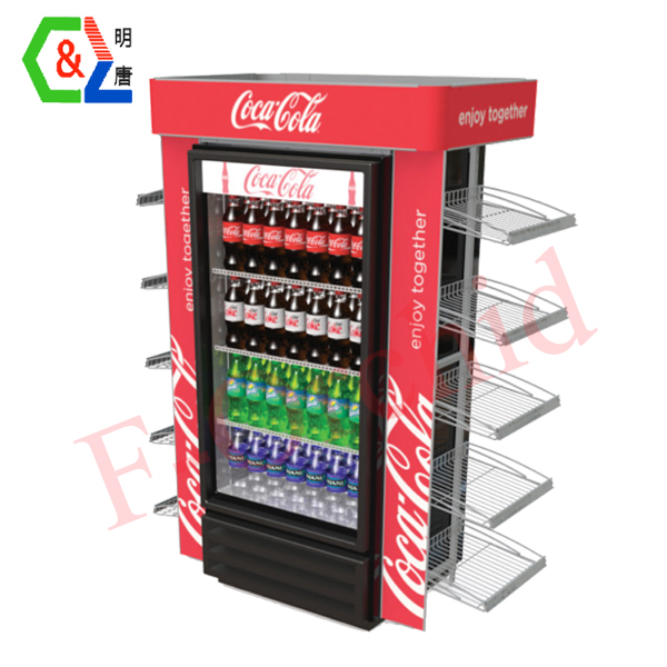 Customized Beverage Display RS-BVR03