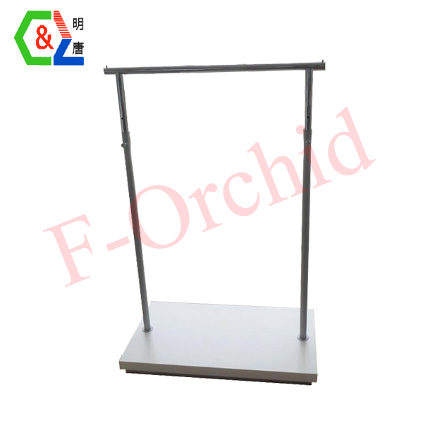 Customized Stand Garment Racks RS-GRE06