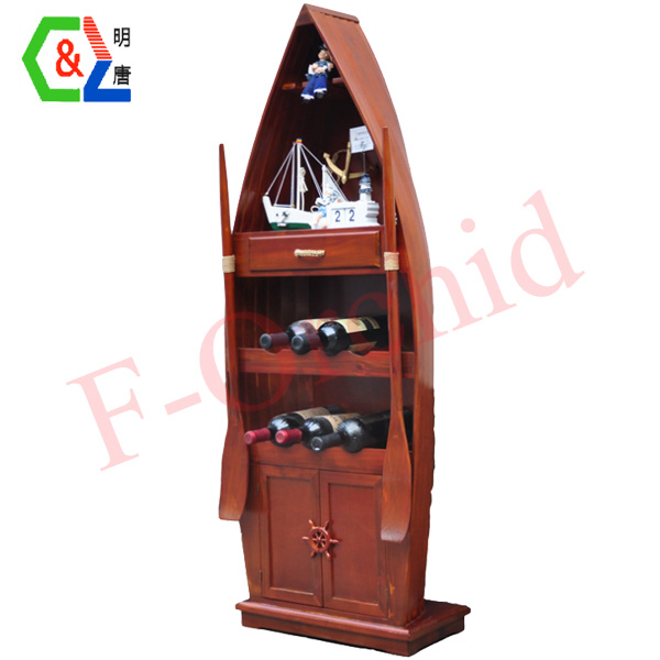 Customized Wooden Wine Rack RS-WN02
