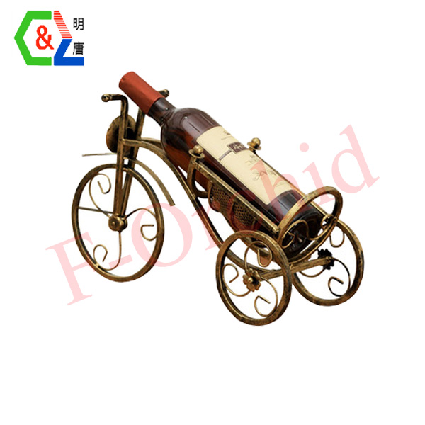 Tricycle Art Single Bottle Wine Rack RS-WN10