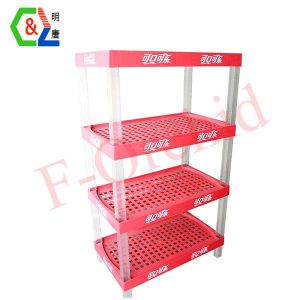 Cola Beverage  Display Rack
