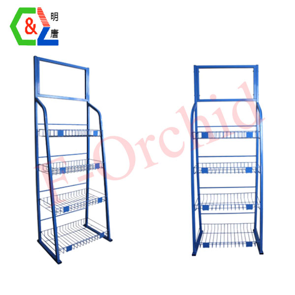 Wholesale Fruit Juice Display Rack