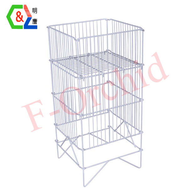 Factory Wire Display Racks