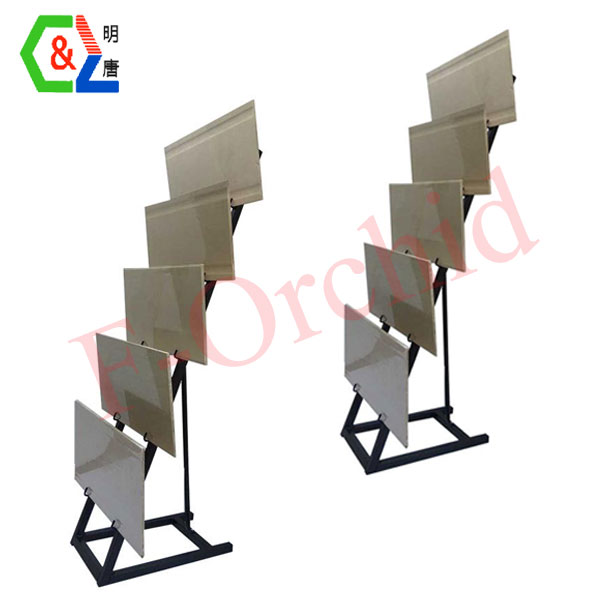 Multilayer Tile Display Rack For Sale