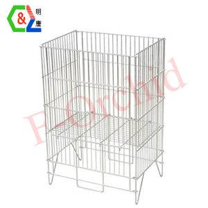 Wire Standing Display Racks